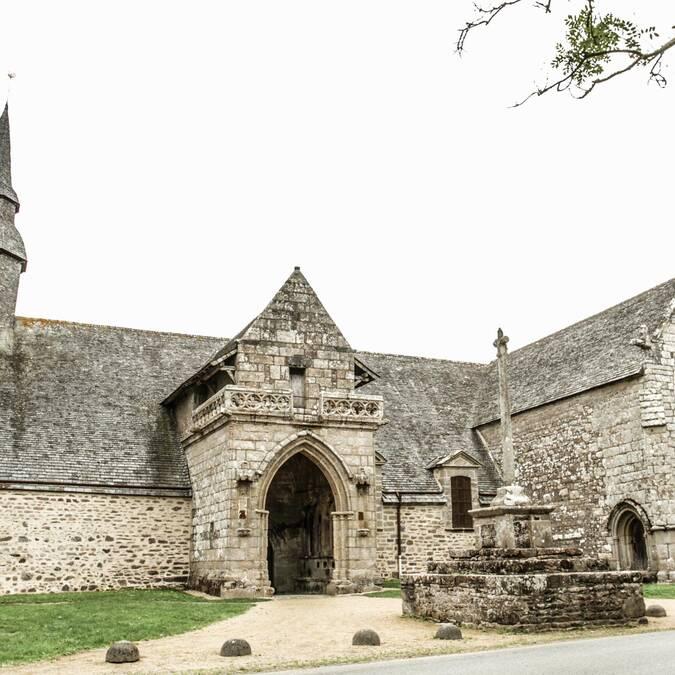 Chapelle Kermaria An Iskuit - Plouha